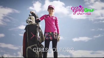 LPGA*USGA Girls Golf TV Spot, 'Golf's Future' Featuring Annika Sorenstam - Thumbnail 10