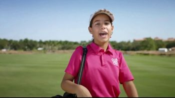 LPGA*USGA Girls Golf TV Spot, 'Golf's Future' Featuring Annika Sorenstam - Thumbnail 2