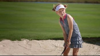 LPGA*USGA Girls Golf TV Spot, 'Golf's Future' Featuring Annika Sorenstam - Thumbnail 3