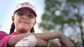 LPGA*USGA Girls Golf TV Spot, 'Golf's Future' Featuring Annika Sorenstam - Thumbnail 4