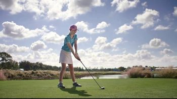 LPGA*USGA Girls Golf TV Spot, 'Golf's Future' Featuring Annika Sorenstam - Thumbnail 5