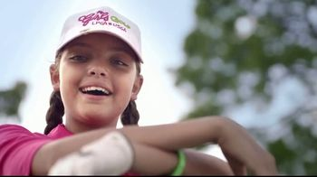 LPGA*USGA Girls Golf TV Spot, 'Golf's Future' Featuring Annika Sorenstam - Thumbnail 6