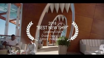 Celebrity Edge TV Spot, 'Go Best With the Best New Ship' - Thumbnail 2
