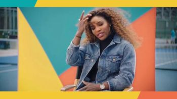 Bumble Super Bowl 2019 Teaser, 'In Her Court: Anthem I' Featuring Serena Williams - Thumbnail 3