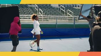 Bumble Super Bowl 2019 Teaser, 'In Her Court: Anthem I' Featuring Serena Williams - Thumbnail 7