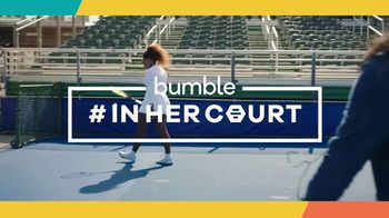 Bumble Super Bowl 2019 Teaser, 'In Her Court: Anthem I' Featuring Serena Williams - Thumbnail 9