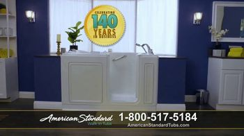 American Standard Walk-In Tubs TV Spot, 'Help Getting Older' Featuring Eric Roberts - Thumbnail 3