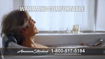 American Standard Walk-In Tubs TV Spot, 'Help Getting Older' Featuring Eric Roberts - Thumbnail 5