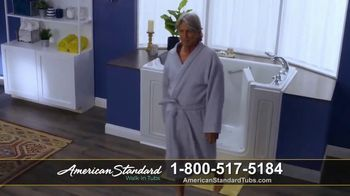 American Standard Walk-In Tubs TV Spot, 'Help Getting Older' Featuring Eric Roberts - Thumbnail 7