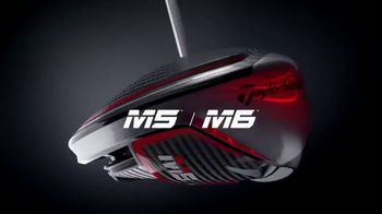 TaylorMade M5 & M6 Drivers TV Spot, 'Pushing the Threshold'