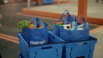 Walmart Grocery Pickup TV Spot, 'Famous Cars: Bumblebee' canción de Gary Numan [Spanish] - Thumbnail 1