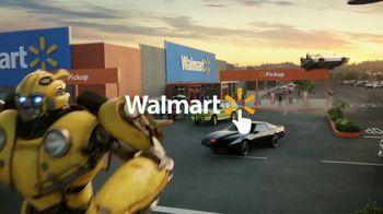 Walmart Grocery Pickup TV Spot, 'Famous Cars: Bumblebee' canción de Gary Numan [Spanish] - Thumbnail 9