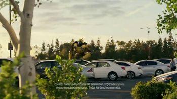 Walmart Grocery Pickup TV Spot, 'Famous Cars: Bumblebee' canción de Gary Numan [Spanish] - Thumbnail 2