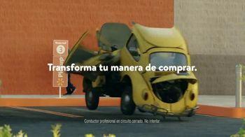Walmart Grocery Pickup TV Spot, 'Famous Cars: Bumblebee' canción de Gary Numan [Spanish] - Thumbnail 5