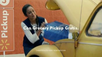 Walmart Grocery Pickup TV Spot, 'Famous Cars: Bumblebee' canción de Gary Numan [Spanish] - Thumbnail 7