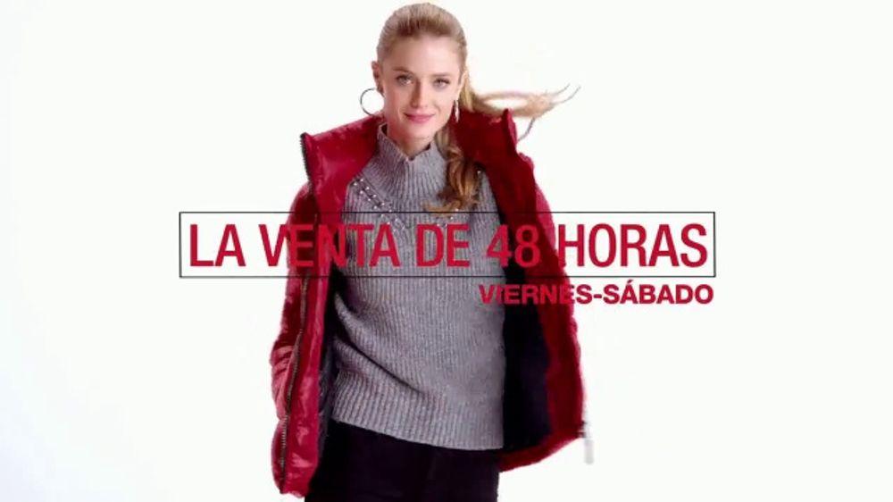 32e0022fa Macy s La Venta de 48 Horas TV Commercial