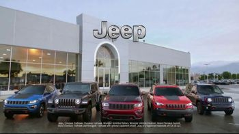 Jeep Start Something New Sales Event TV Spot, 'Dream Bigger' Song by Carrollton [T2] - Thumbnail 6