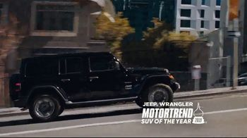 Jeep Start Something New Sales Event TV Spot, 'Dream Bigger' Song by Carrollton [T2] - Thumbnail 2