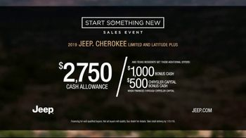 Jeep Start Something New Sales Event TV Spot, 'Dream Bigger' Song by Carrollton [T2] - Thumbnail 5