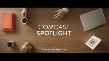 Comcast Spotlight TV Spot, 'Working With Precision' - Thumbnail 7