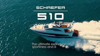 Schaefer Yachts 510 TV Spot, 'Sportiness and Elegance' - Thumbnail 1