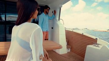 Schaefer Yachts 510 TV Spot, 'Sportiness and Elegance' - Thumbnail 5