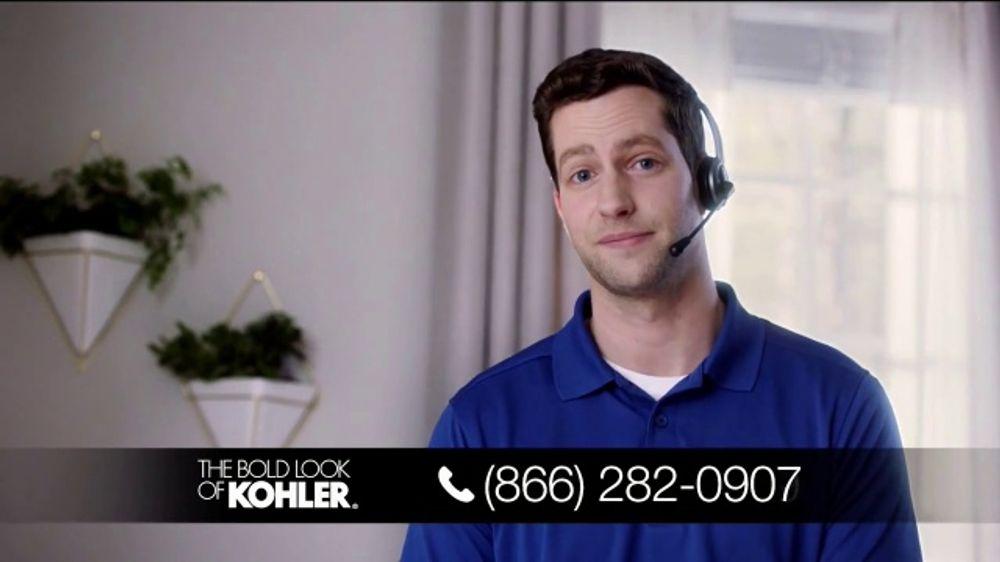 Kohler Walk-In Bath TV Commercial, 'Calling Kohler: $1200 Off'