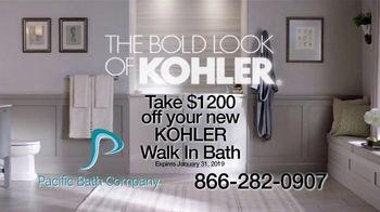 Kohler Walk-In Bath TV Spot, 'Calling Kohler: $1200 Off' - Thumbnail 10