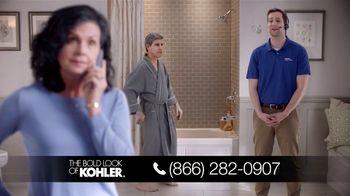 Kohler Walk-In Bath TV Spot, 'Calling Kohler: $1200 Off'