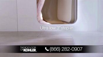 Kohler Walk-In Bath TV Spot, 'Calling Kohler: $1200 Off' - Thumbnail 5