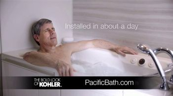 Kohler Walk-In Bath TV Spot, 'Calling Kohler: $1200 Off' - Thumbnail 8