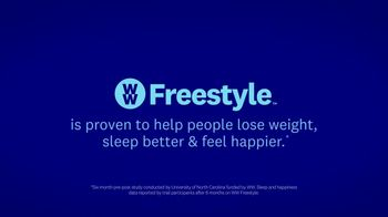 WW Freestyle TV Spot, '2019 Optimized: One Month Free' - Thumbnail 9