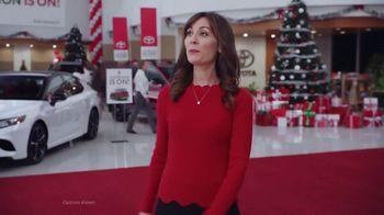 Toyota Toyotathon TV Spot, 'Holidays: Snow: 'Tis the Season' [T2] - 16 commercial airings