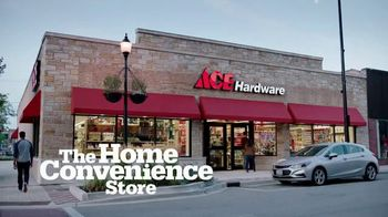 ACE Hardware TV Spot, 'The Home Convenience Store' - Thumbnail 10