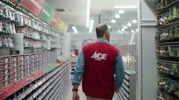 ACE Hardware TV Spot, 'The Home Convenience Store' - Thumbnail 8