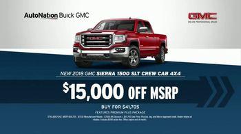AutoNation TV Spot, '12 Million: 2018 GMC Sierra and 2019 Buick Encore' - Thumbnail 5