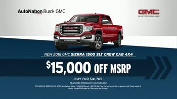 AutoNation TV Spot, '12 Million: 2018 GMC Sierra and 2019 Buick Encore' - Thumbnail 6