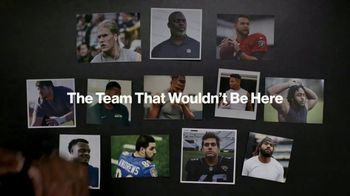 Verizon TV Spot, 'The Team That Wouldn't Be Here'