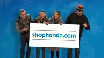 Honda TV Spot, 'Built Just for You: Accord and CR-V' [T1] - Thumbnail 5
