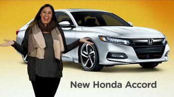 Honda TV Spot, 'Built Just for You: Accord and CR-V' [T1] - Thumbnail 1