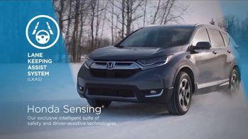 Honda TV Spot, 'Built Just for You: Accord and CR-V' [T1] - Thumbnail 3