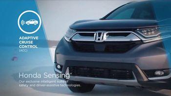 Honda TV Spot, 'Built Just for You: Accord and CR-V' [T1] - Thumbnail 4