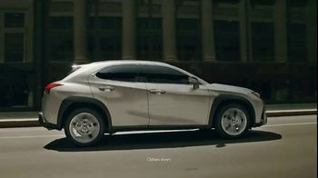 Lexus UX TV Spot, 'A Different Frontier' Song by KRANE, Jupe [T1]