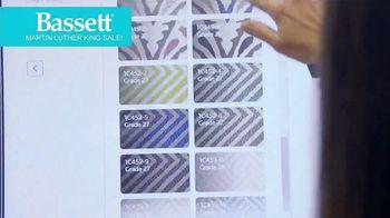Bassett Martin Luther King Sale TV Spot, 'HGTV Home Design Studio: Custom Furniture' - Thumbnail 1