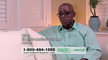 Liberator Medical Supply, Inc. TV Spot, 'Sample Pack'