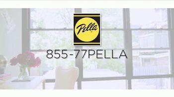 Pella TV Spot, 'Integrated Roll Screen Retractable Screen' - Thumbnail 10