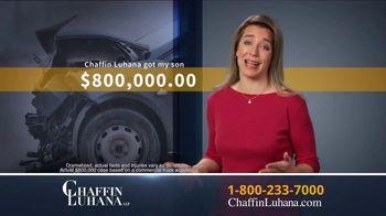 Chaffin Luhana TV Spot, 'Drunk Driver' - Thumbnail 7