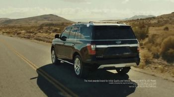 Ford TV Spot, 'Enough Talking' [T2] - 1 commercial airings