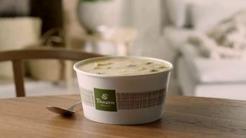 Panera Bread Broccoli Cheddar Soup TV Spot, 'What Goes Into Your Soup' - Thumbnail 1