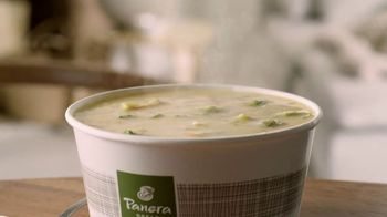 Panera Bread Broccoli Cheddar Soup TV Spot, 'What Goes Into Your Soup' - Thumbnail 2